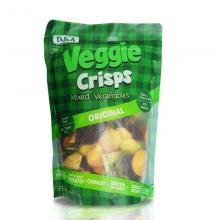 澳洲Veggie Crisps 有机酥脆蔬菜干果蔬干休闲进口零食250克