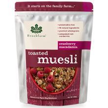 Brookfarm超级麦片 含蔓越莓 1.5kg 健康天然不含添加剂