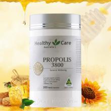 Healthy Care Propolis 高含量蜂胶 3800mg 200粒